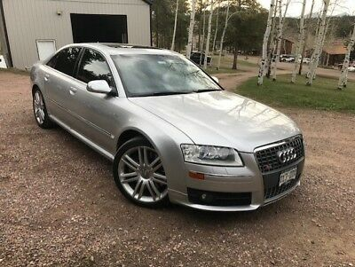 2007 Audi S8 S8 Last chance before I pull it from sale. Price reduced $5,000 for fast sale!