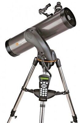 Celestron Nexstar 130SLT Computerized Reflector Telescope plus S/steel Tripod