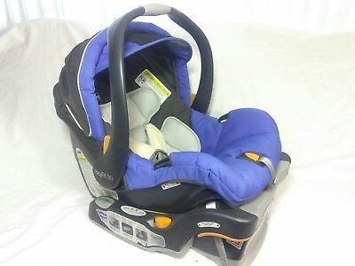 Chicco Keyfit 30 Infant Car Seat And Base in Excellent condition  Exp-Jul 2020