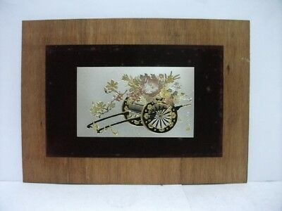 Pure gold, pure silver, metal engraving product. Court carriage. SYUUHOU's work