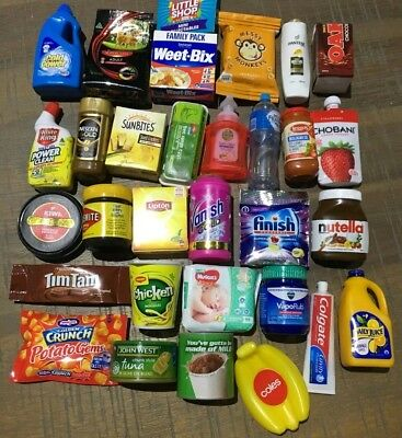 coles little shop full collection