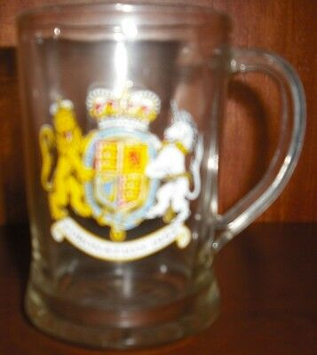 Queen Elizabeth Coronation Beer Mug