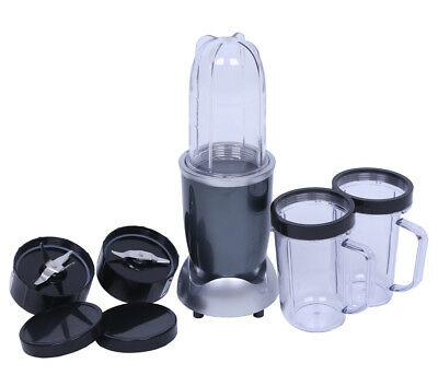 Magic BPA-free Nutrition Mixer Blender Bullet-shape Food Processor Juicer Set