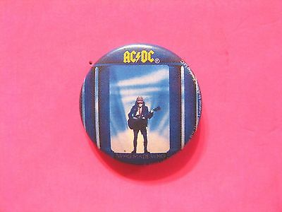 Ac/dc New Official 2004 Button Badge Pin Not Paych Shirt Poster Flag Uk Import