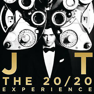 Justin Timberlake – The 20/20 Experience CD RCA 2013 NEW