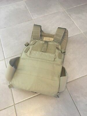 NWOT London Bridge Trading LBT 6094 A Plate carrier - porte plaque SLICK