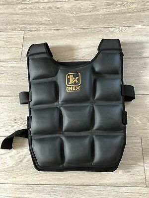 weighted vest 16kg