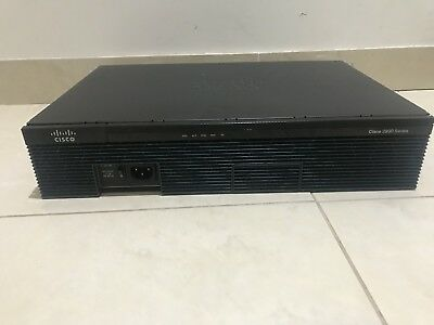 Cisco 2900 Series 2911 Integrated Service Router