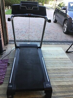 NordicTrack T9si Folding Treadmill Motorised Running Machine with incline