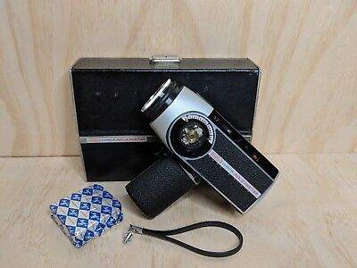 Eumig Viennette Super 8 Video Camera - Made In Austria - Parts Only
