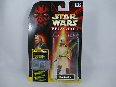 Es2 Star Wars Episode 1 Qui-Gon Jinn Jedi Duel European Card Moc