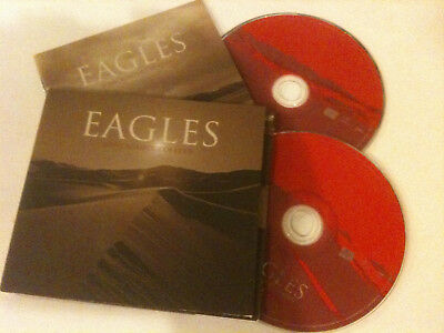 THE EAGLES 'Long Road Out Of Eden' 2007 Australian 2 Disc CD Album With Booklet