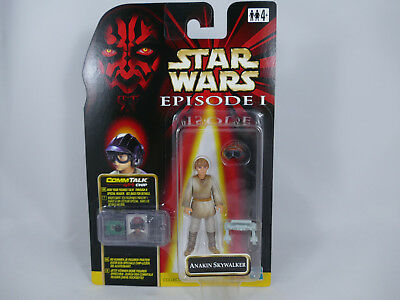 Es2 Star Wars Episode 1 Anakin Skywalker Naboo Pilot European Card Moc