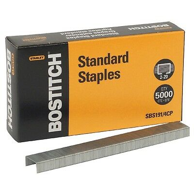 Stanley Bostitch Standard Staples  Pack of 5000