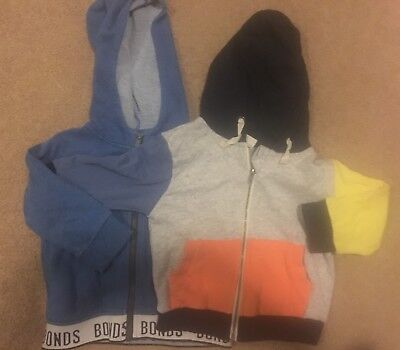 Bonds And Seed Hoodie Size 1