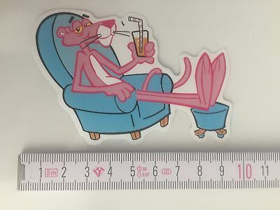 1x The Pink Panther - Rosarote Panther - Sticker - Aufkleber - P05