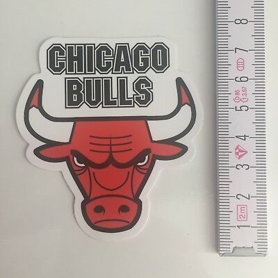 1x Chicago Bulls - Sticker Aufkleber - Basketball NBA - CB01