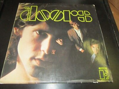 LP - The Doors - The Doors (EKS-74007) Elektra - 1967