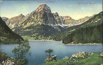 10557011 Naefels Naefels Obersee  ungelaufen ca. 1920 Naefels