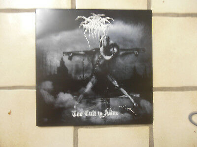 LP Darkthrone - The Cult is Alive org. First Press 2006 Gatefold Peaceville, Tyr