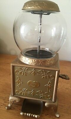 Jelly Belly 2007 Gold Dispenser, Good Condition