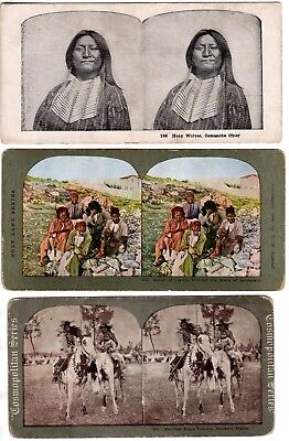 Lot of 9 Native American (American Indian) Vintage Some 2 Sided
