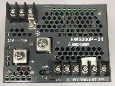Nemic-Lambda EWS300P-24 Power Supply
