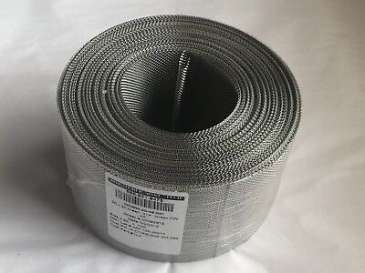 "304 Stainless Steel 4"" x 100' Wire Mesh"