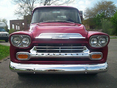 1959 Chevrolet Other Pickups as pictured 1959 Chevrolet Pickup Truck Restomod 59 Chevy streetrod hotod custom ratrod