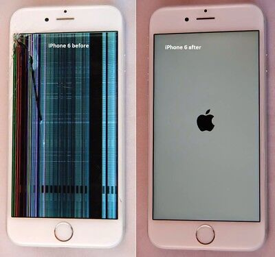 iPhone 6s Screen Repair damaged LCD and Digitizer Service Apple OEM
