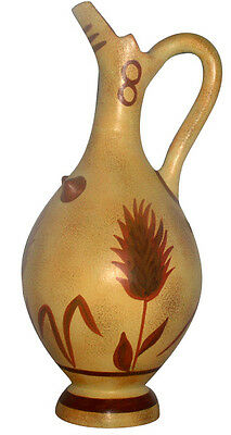 Ancient Greek Juglet from Thera Greek vase Museum Replica Reproduction