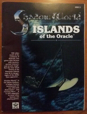 Islands of the Oracle Shadow World