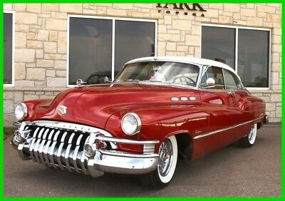 Buick Super  1950 Buick Super,Automatic,2 Speed,236ci,8 Cylinder,4000 OH Miles,All Original
