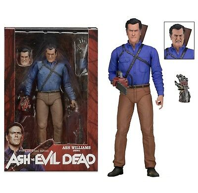 Neca Ash Vs Evil Dead Hero Ash Williams 7 Inch Action Figure Series 1