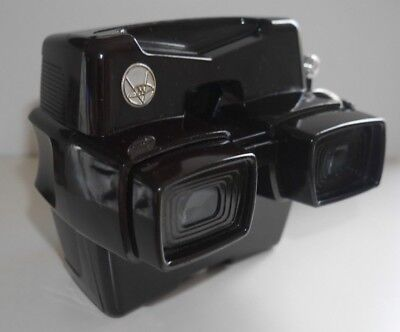 * The Best * Sawyer's Viewmaster Lighted Stereo Viewer Model D Rare Mint  B802