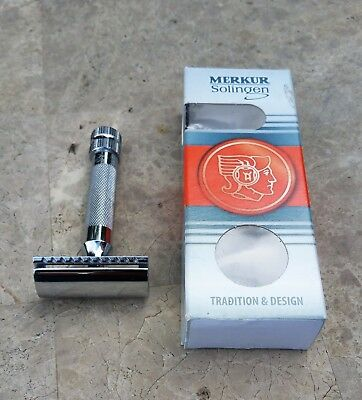 Merkur Shaving Double-Edged 34C Razor