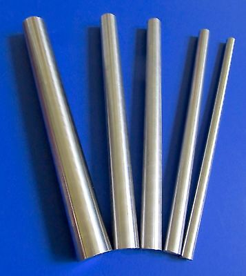 """17-4  Stainless  Steel  Rod, Round 3/8"""", .375"""" Dia.  12"""" LONG.  Qty. 1"""