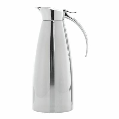 Service Ideas Smart Choice 1.0 L Stainless Steel Thermal Carafe