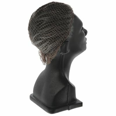 Cellucap Dark Brown Nylon Heavyweight Hair Net