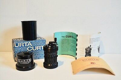 Curta Type 1 Excellent Condition Prime Serial Number72679 Matching Box and Case