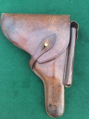 P-08 Bulgarian Luger Holster, Unmarked