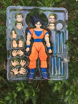 SH Figuarts Dragon Ball Z Son Goku Original