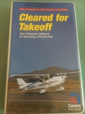 Cleared For Takeoff - Cessna Pilot Center -28 Disc King Schools Training Program