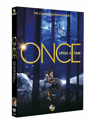 Once Upon A Time Season 7 DVD Brand New & Sealed Box Set Fast & Quick Postage