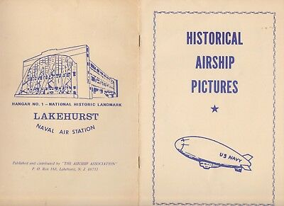 """Historical Airship Pictures by """"The Airship Association"""""""