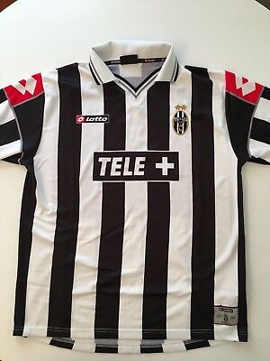 Maglia shirt Juventus Zidane no match worn player issue 2000-2001 Real Madrid