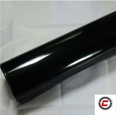 Gloss Black Vinyl Car Wrap (Bubble Free Application) Various Sizes