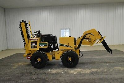 2013 Vermeer LM42 Trencher Vibratory Drop Plow Bore Attachment Ditch Witch 410sx