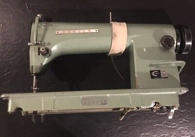 105 Consew Vintage Commercial Garment Sewing Machine! Rare!
