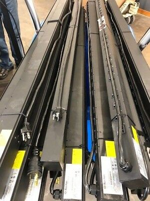 Lot 2 Raritan DPXS20-20 Dominion PX 20-Outlet Switched Power Distribution L6 PDU